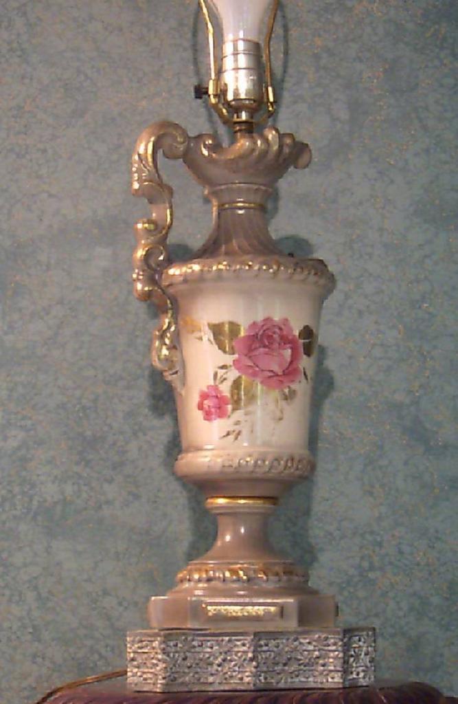 Lamp Vintage Lighting