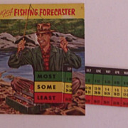Fishing Guide 1954 Courtland Guide