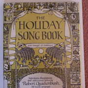 The Holiday Songbook-Robert Quackenbush