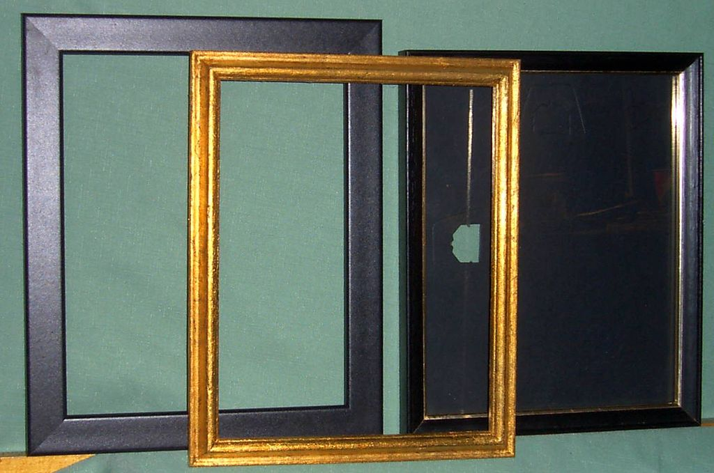 Picture Frame Collection-Wood Framing