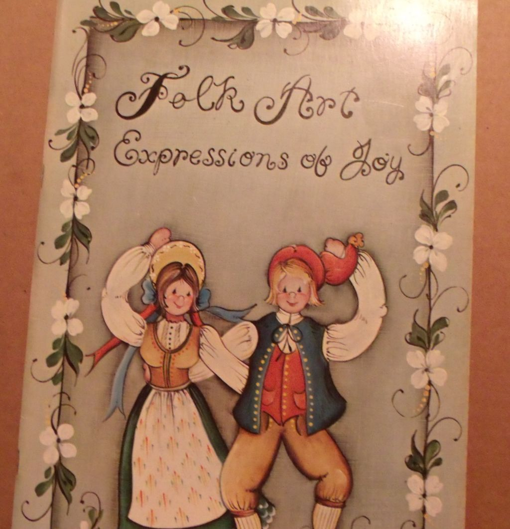 Folk Art Painting Books