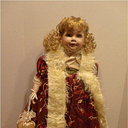 Doll Adelia from Golden Keepsake