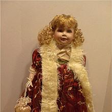 Doll Adelia from Golden Keepsake