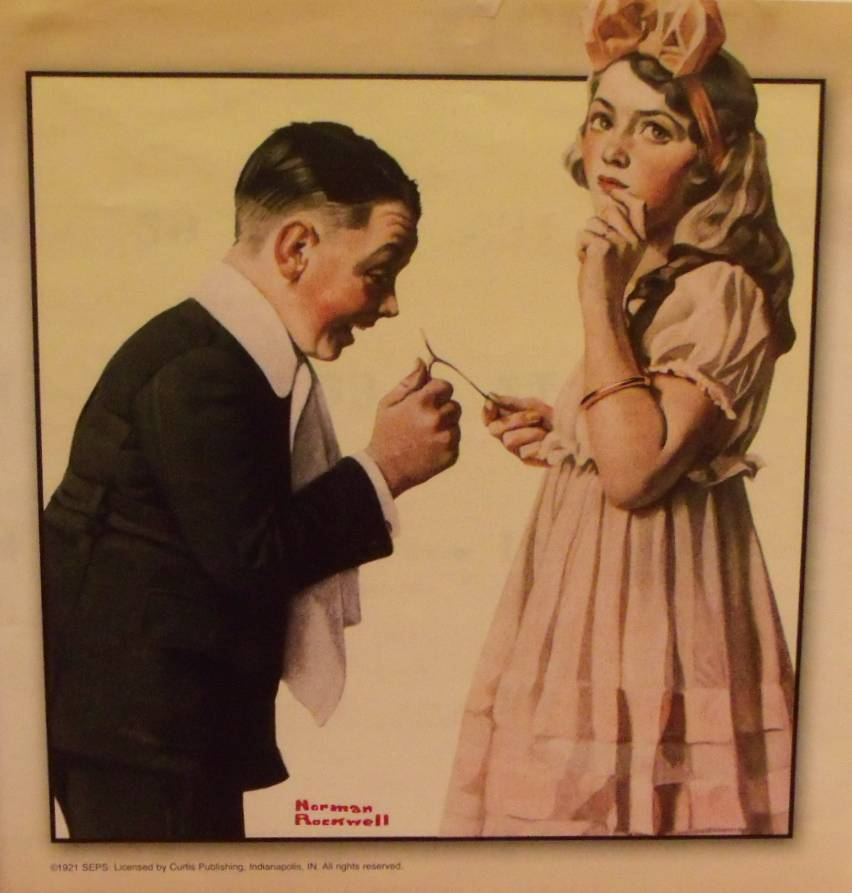 Norman Rockwell Collection of Prints