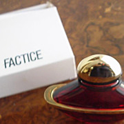 Guerlain Samsara Factice in original box