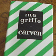 Carven Ma Griffe Perfume Made in France