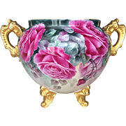 Exquisite Limoges Jardiniere