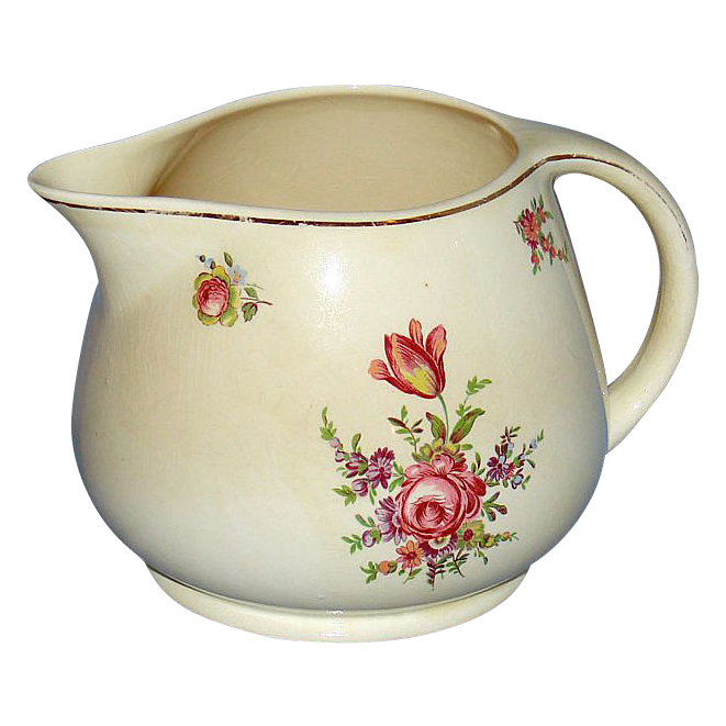 Household Institute Priscilla milk pitcher  Kitchen Kraft