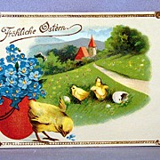 Froliche Ostern (Happy Easter)
