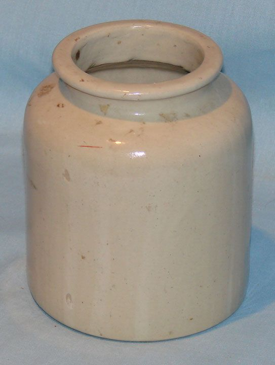Small primitive crock