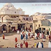 Bab Sujka Square Tunis, Algeria