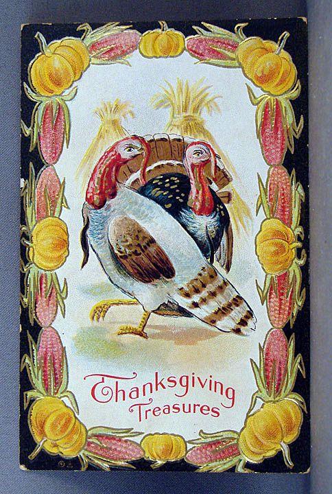 Thanksgiving Treasures