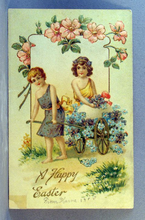 Happy Easter 1908