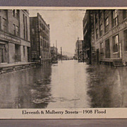 1908 Flood Kansas City, MO
