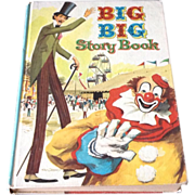 Big Big Story Book  Whitman 1955