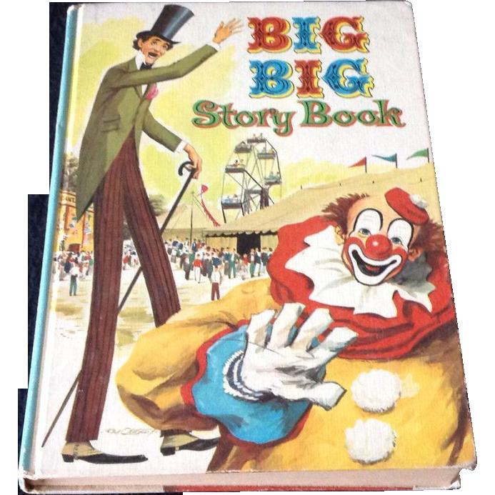 Big Big Story Book  Whitman 1955