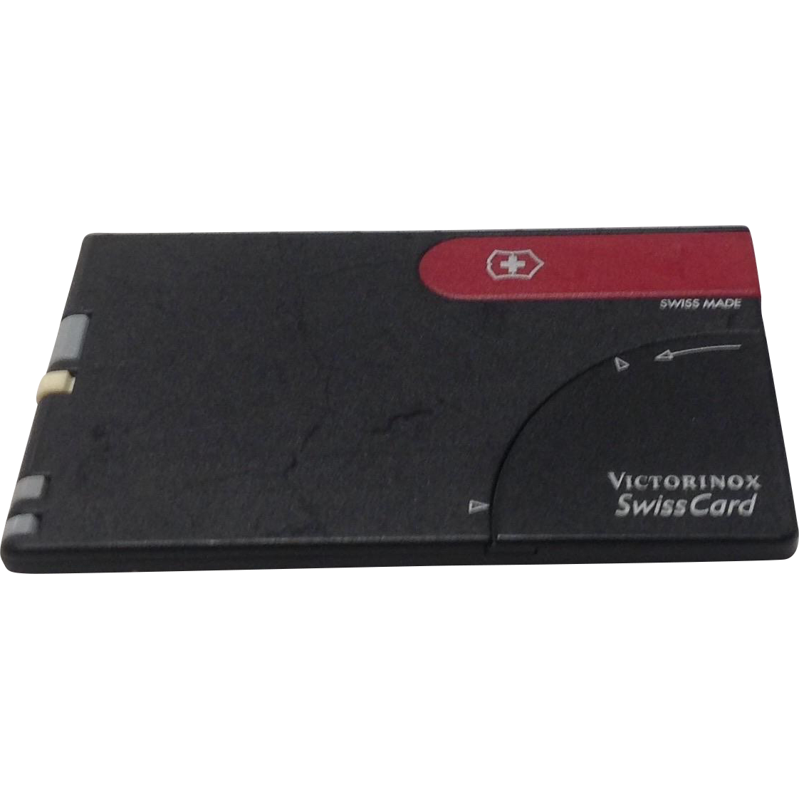 Victorinox Swiss Army Swiss Card Credit Card Multitool