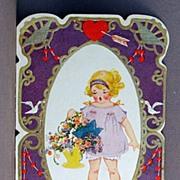 1920's Valentine Card