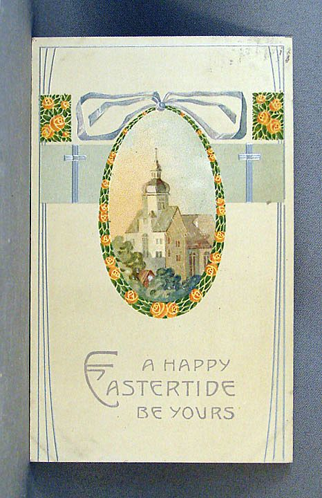 Happy Eastertide 1908