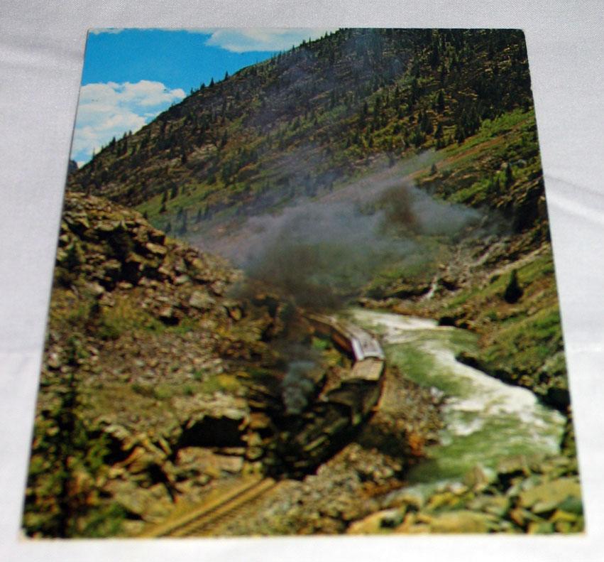Silverton, Colorado Narrow Gauge Railway