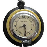 Vintage Art Deco New Haven Pocket Watch