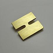Modernist Betty Cooke Pin Brooch