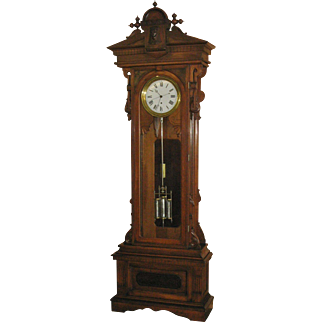 Gilbert Standing Regulator #16 Floor Clock
