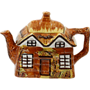 Price Kensington Cottage Ware Teapot Vintage English Pottery Ye Olde Cottage
