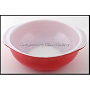Flamingo Pink No.24 2 Quart Round Casserole Dish Vintage Pyrex