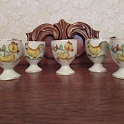 Vintage egg cups Japan
