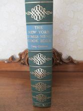 "New York Times Menu Cookbook  "" First Edition "" 1966"