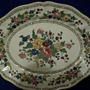 Royal Doulton Platter ** The Cavendish **