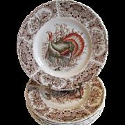 Johnson Bros. Turkey Plates