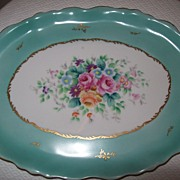 Hand Painted Dresser Tray