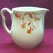 Hall's Autumn Leaf Jug  ** Rayed**