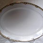 Noritake  Serving Platter  * The Ceylon *