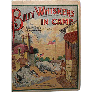 Billy Whiskers In Camp by Frances Trego Montgomery