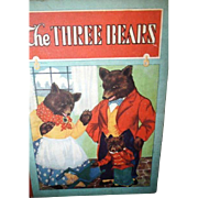 Whitman The Three Bears 1927