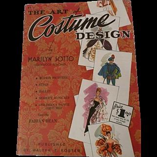 Fashion Design Book, The Art of Costume Design