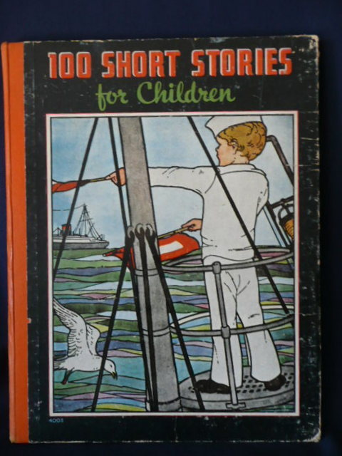 Whitman 100 Short Stories for Children
