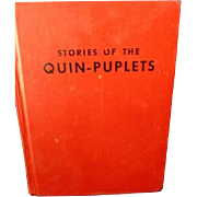 1935 Whitman's Stories of the Quin-Puplets