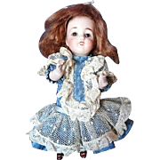 "All Bisque Mold #150 7"" Doll"
