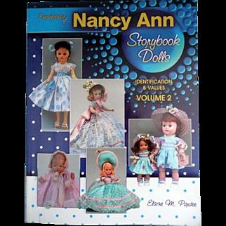 Encyclopedia of Nancy Ann Storybook Dolls ID and Values Vol.2
