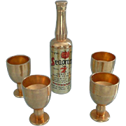 Miniature 5 Piece Drink Set