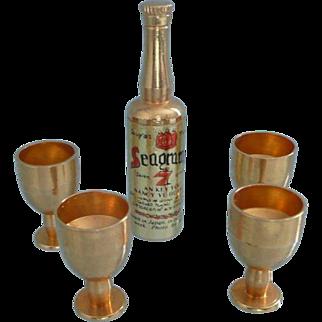 Miniature 5 Piece Drink Set