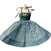 1958 Original Vogue Jill Doll Dress
