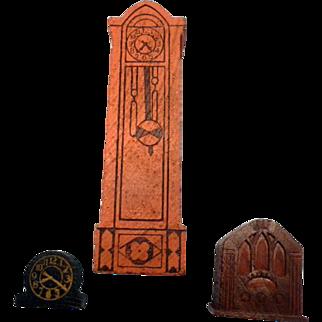 Strombecker Wooden Doll House Accessories