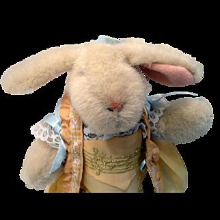 Hoppy Bunny in Musical Attire