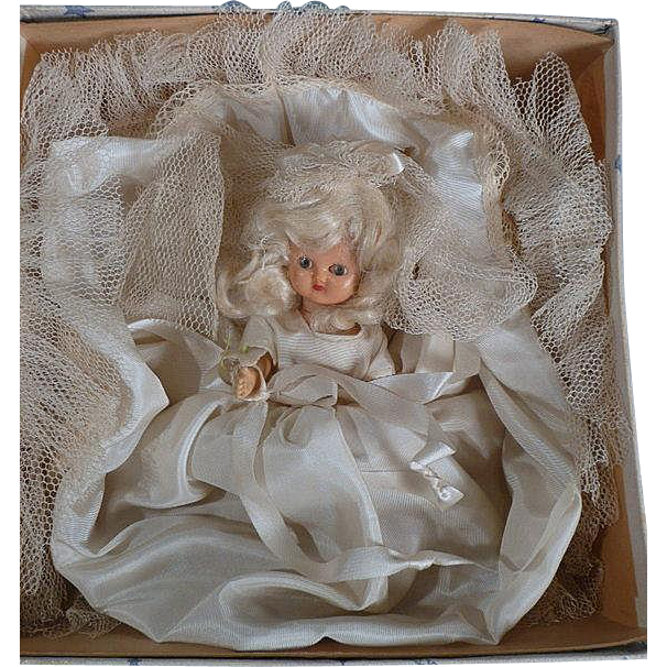 Hollywood Doll from Princess Series, The Bride, in Box