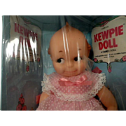 1974 Cameo Kewpie Still in Package